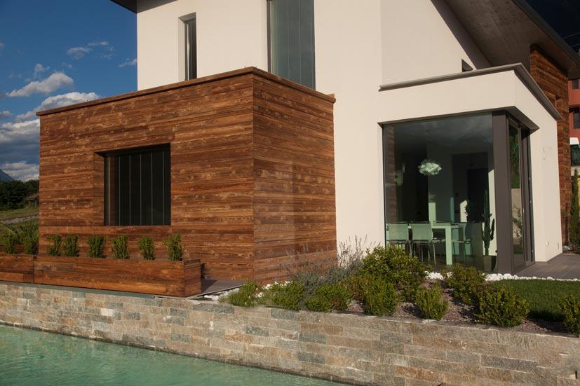 Esterni in legno with colorare casa esterno - Colorare casa esterno ...